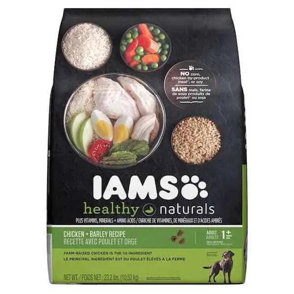 IAMS Naturals Dry Dog Food Printable Coupon