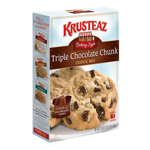 Krusteaz Cookie Mix Printable Coupon