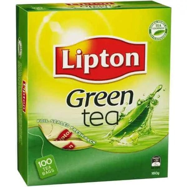 Lipton Green Tea Bags Printable Coupon