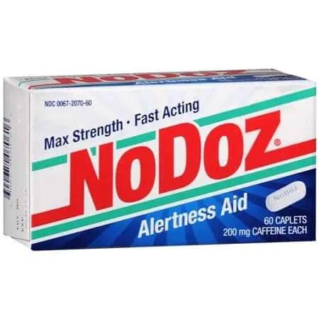 NoDoz Products Printable Coupon