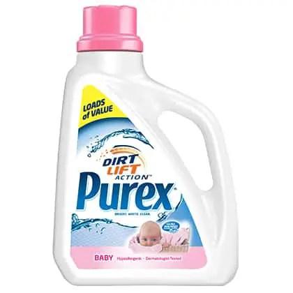 Purex Baby Liquid Detergent Printable Coupon