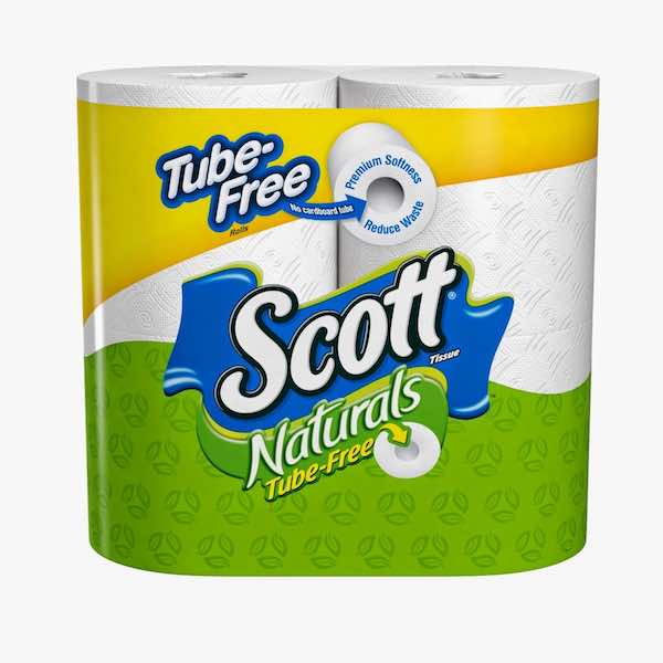 Scott Naturals Tube Free Printable Coupon
