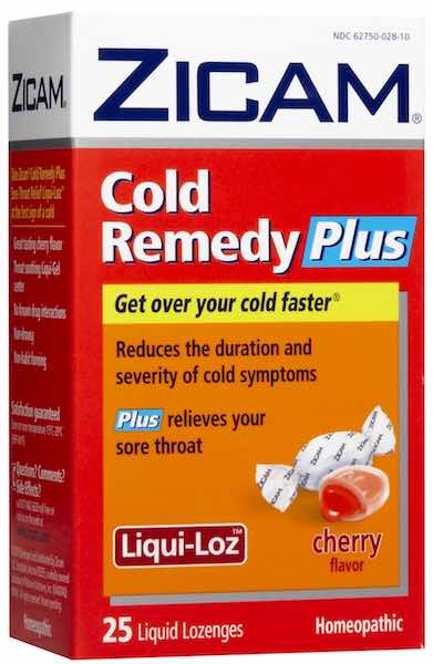 Zicam Cold Remedy Plus Printable Coupon