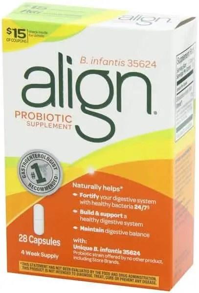 Align Probiotics Printable Coupon