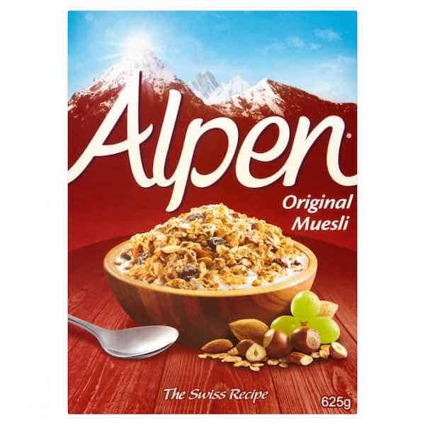 Alpen Cereal Printable Coupon