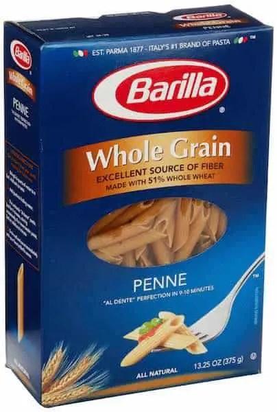 Barrilla Whole Grain Pasta Printable Coupon