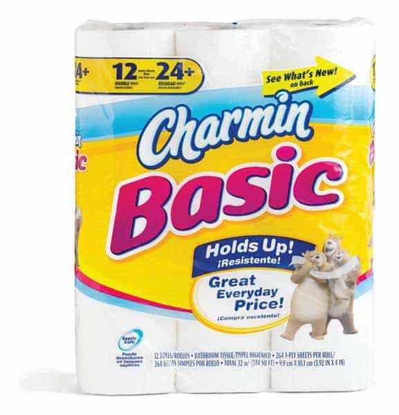 Charmin Basic 12ct Printable Coupon
