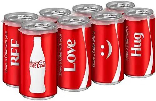 Coca-Cola Mini Cans 8pk Printable Coupon