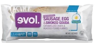 EVOL Breakfast Burrito