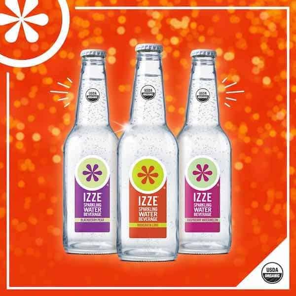 IZZE Sparkling Water Printable Coupon