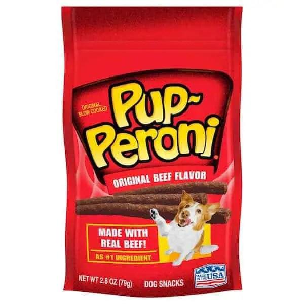 Pup-Peroni Dog Snacks Printable Coupon