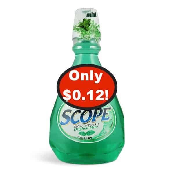 Scope Mouthwash 1-Liter