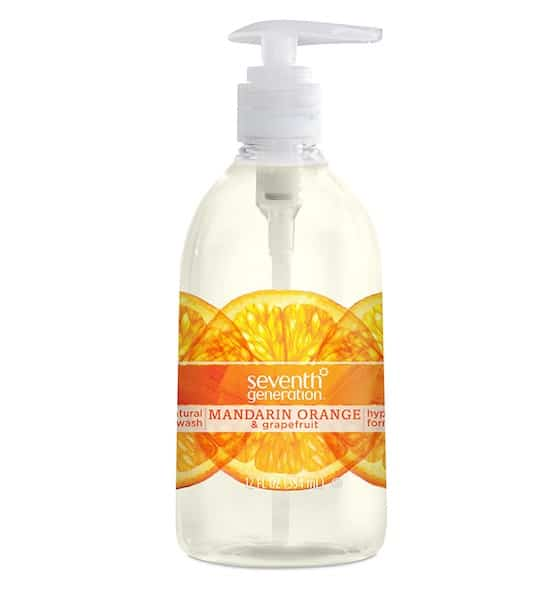 Seventh Generation Hand Soap Printable Coupon
