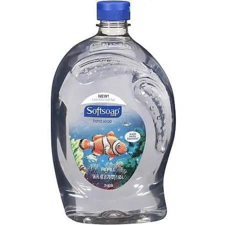 Softsoap Liquid Hand Soap Refill 56oz Printable Coupon