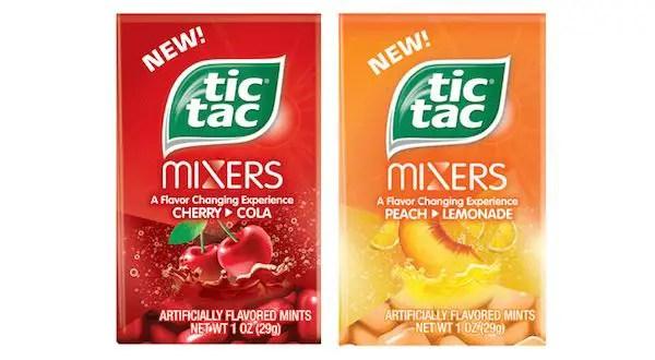 Tic Tac Mixers Printable Coupon