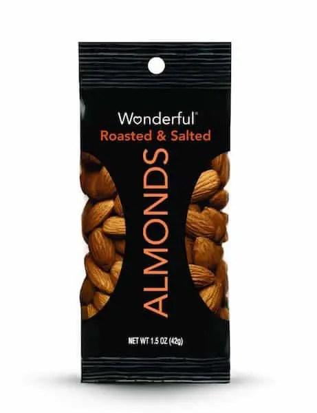 Wondeful Almonds Printable Coupon