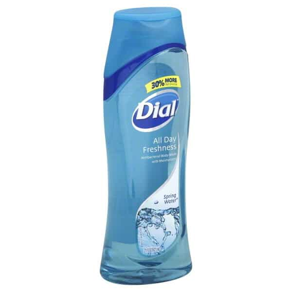 Dial Body Wash Printable Coupon