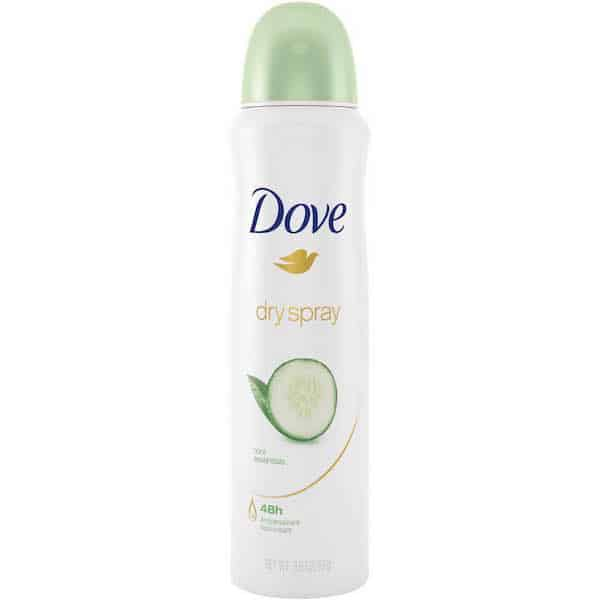 Dove Dry Spray