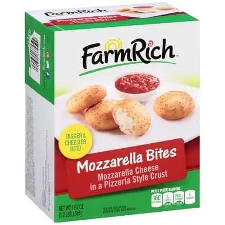 Farm Rich Mozzarella Bites Printable Coupon