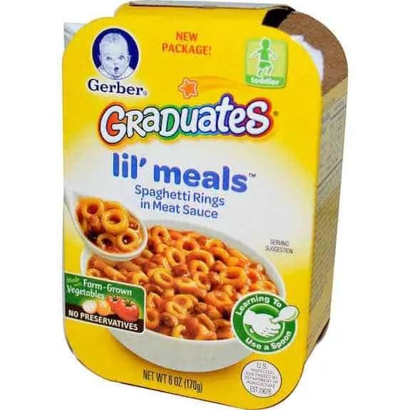Gerber Graduates Meals Printable Coupon