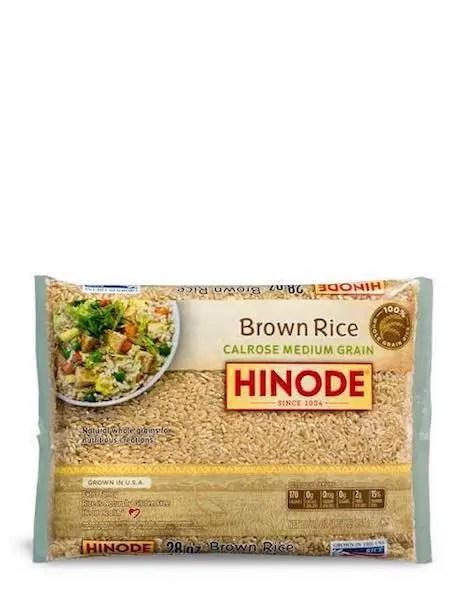 Hinode Brown Rice Printable Coupon