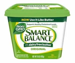 Smart Balance Buttery Spread Printable Coupon