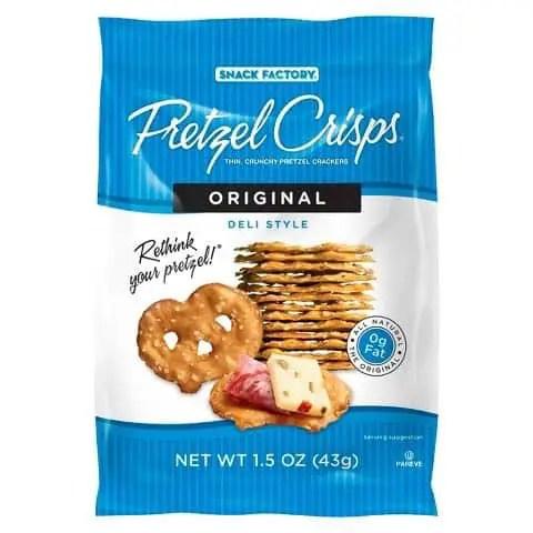 Snack Factory Pretzel Crisps Printable Coupon