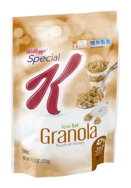 Special K Granola Printable Coupon