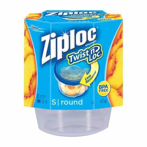 Ziploc Containers 3pk Printable Coupon