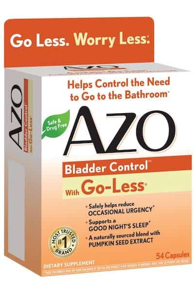 AZO Bladder Control Product Printable Coupon