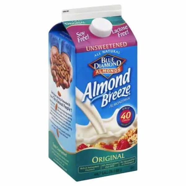Almond Breeze AlmondMilk CashewMilk Blend Printable Coupon