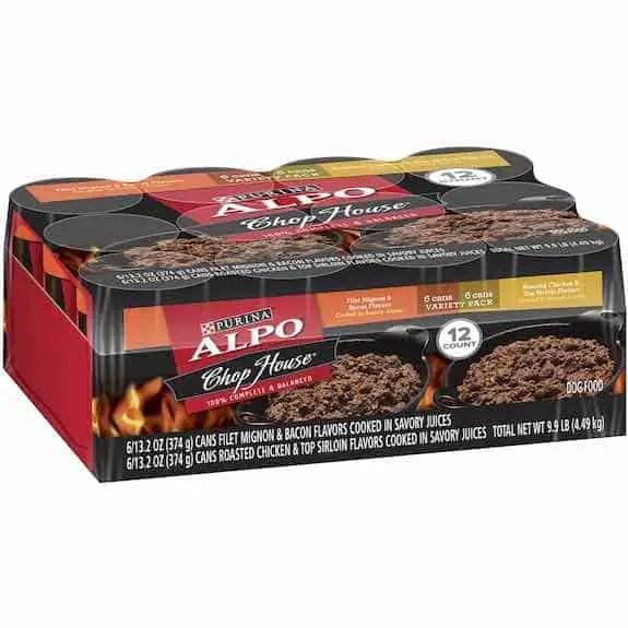 Alpo Chop House Wet Dog Food 12ct Printable Coupon