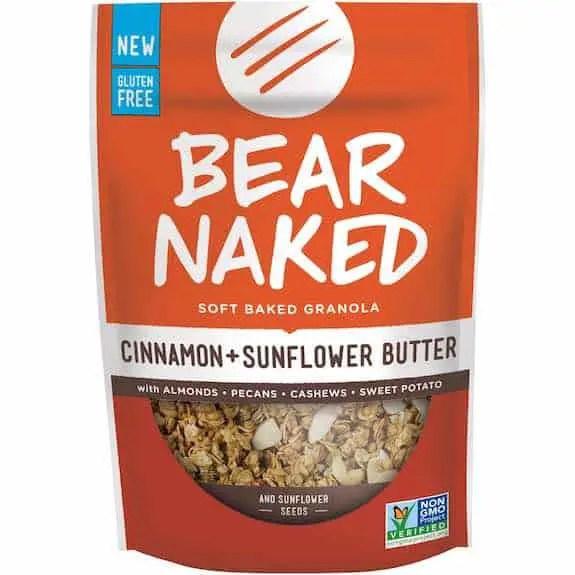 Bear Naked Cinnamon & Sunflower Butter Soft Baked Granola 11oz Printable Coupon