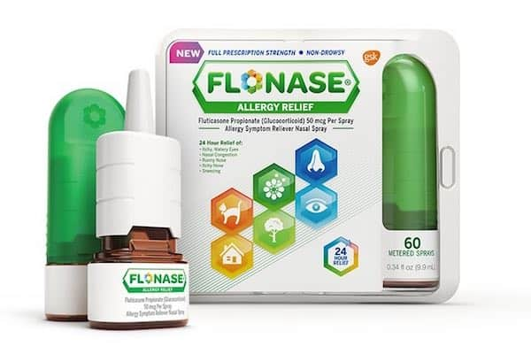 Flonase Allergy Relief 60 Spray Bottle Printable Coupon