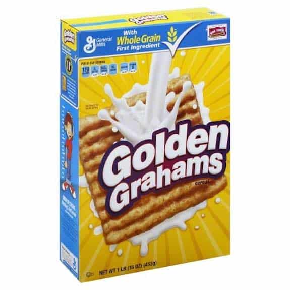 General Mills Golden Grahams Cereal Printable Coupon