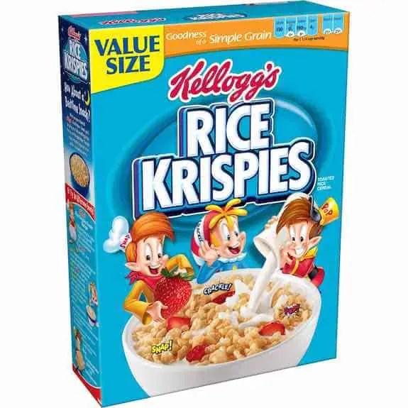 Kellogg's Rice Krispies Cereal Printable Coupon