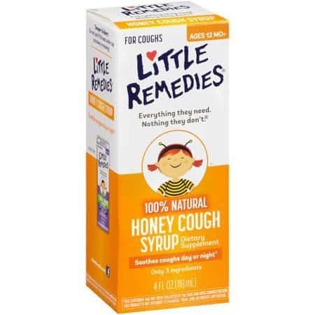 Little Remedies Printable Coupon