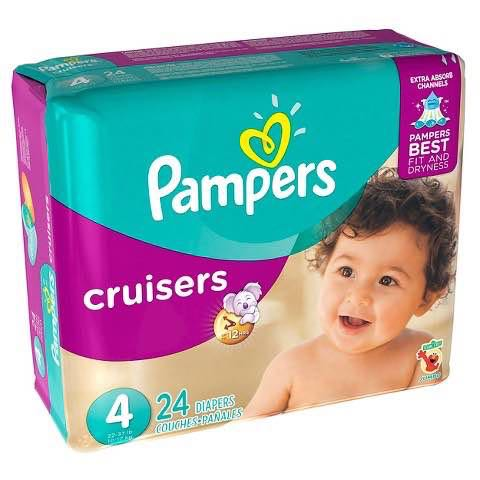 Pampers Cruisers Printable Coupon