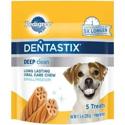 Pedigree Dentastix 5ct Printable Coupon