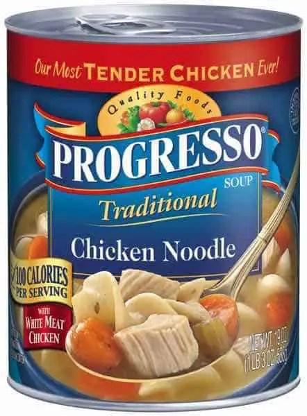 Progresso Soup Can Printable Coupon