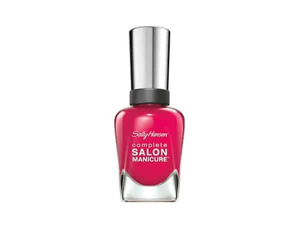 Sally Hansen Complete Salon Manicure Products Printable Coupon
