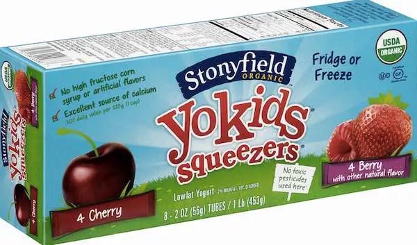 Stonyfield Organic YoKids Multipack Printable Coupon