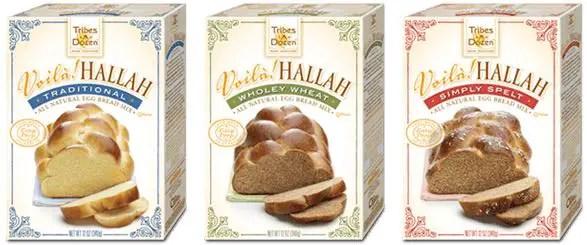 Voilà! Hallah Egg Bread Mix Printable Coupon