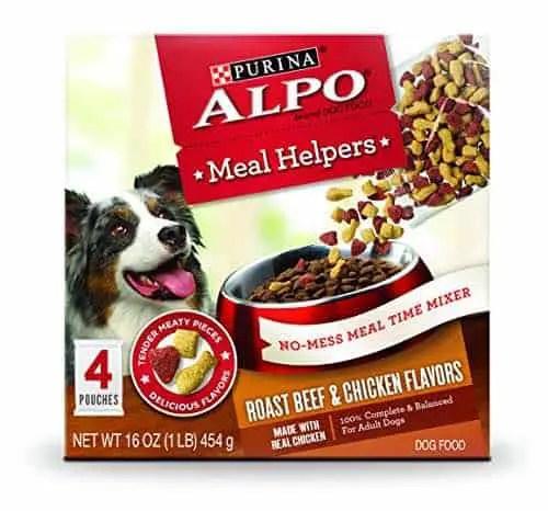 ALPO Meal Helpers 36oz Printable Coupon