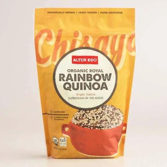 Alter Eco Royal Rainbow Quinoa Product Printable Coupon