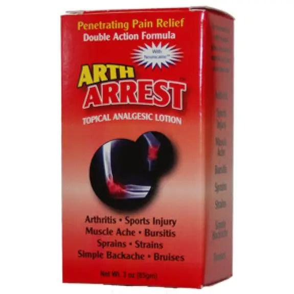 ArthArrest Product Printable Coupon