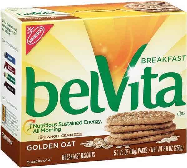 BelVita Breakfast Biscuits 5ct Printable Coupon