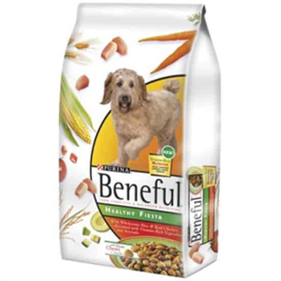 Purina Beneful Healthy Fiesta Dog Food Printable Coupon