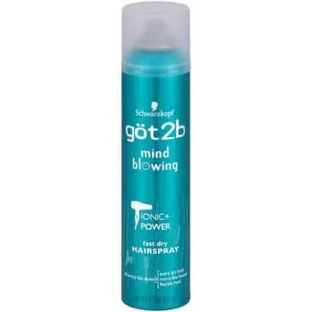 Got2b Hair Mind Blowing Hairspray 9.1oz Printable Coupon