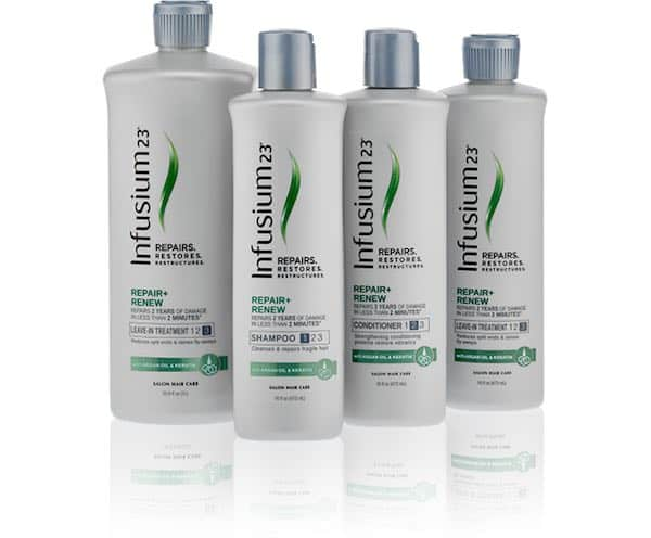 Infusium 23 Products Printable Coupon